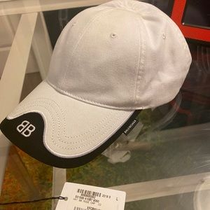 Balenciaga hat retail almost $700